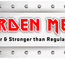 Rearden Metal Sticker