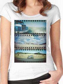 Sprockius Compilatus Women's Fitted Scoop T-Shirt