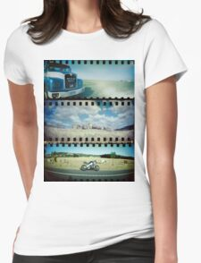 Sprockius Compilatus Womens Fitted T-Shirt