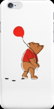 Pooh by ashleykathrine