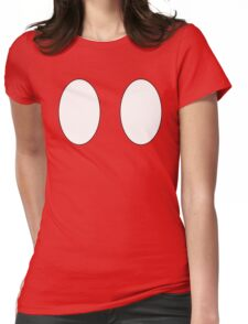 Mickey Womens Fitted T-Shirt
