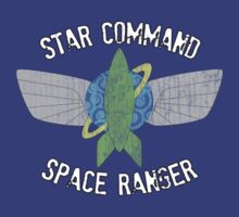 Star Command by rebeccaariel