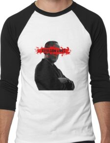 Coulson Lives Men's Baseball ¾ T-Shirt