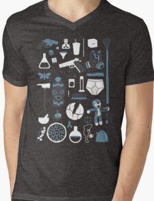 Let's Cook Mens V-Neck T-Shirt