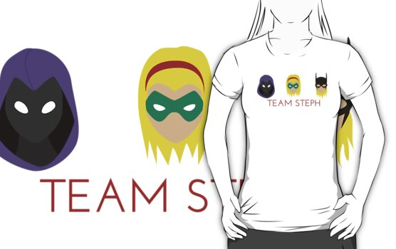 Team Stephanie Brown by yodalicious