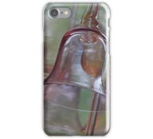 Reflected Vision ~ Glass Goblet iPhone Case/Skin