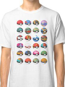 Pokéball 1 Classic T-Shirt