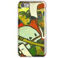 Hockey Players iPhone Case/Skin