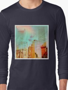 Urban #1 Long Sleeve T-Shirt