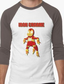 Iron Charme Men's Baseball ¾ T-Shirt