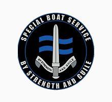 Special  Service (SBS) Logo Unisex T-Shirt