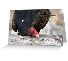 Nature's Solid Waste Disposal Worker Greeting Card