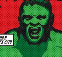 The Incredible Brock Sticker