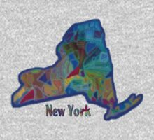 New York Map by gretzky
