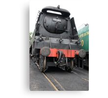 Steam Locomotive - Wadebridge Canvas Print