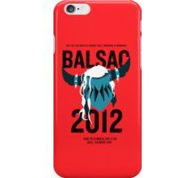 Balsac 2012 iPhone Case/Skin