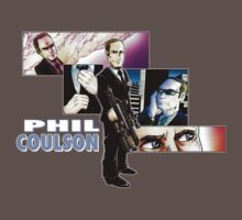 Phil Coulson- Honorary Avenger by pagebranson