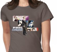 Phil Coulson- Honorary Avenger Womens Fitted T-Shirt