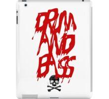 Blood & Bass iPad Case/Skin