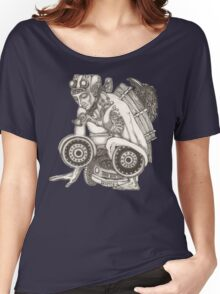 Automobile Heart & Soul Women's Relaxed Fit T-Shirt