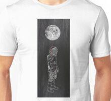 Moon Balloon 02 Unisex T-Shirt