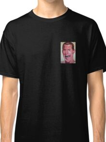 Monochromatic Daniel Tosh Classic T-Shirt