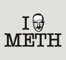 I Heart Meth (Walt) by Megatrip