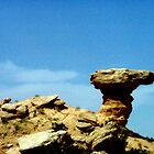 Camel Rock Icon,  Tesuque NM by NovaCynthia