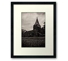 Bangour Church Framed Print