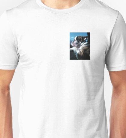 Slugger the English Bulldog Unisex T-Shirt