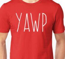 Yawp (White) Unisex T-Shirt