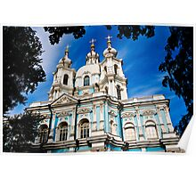 Smolny Convent Poster