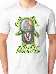 Zombie Penguin Unisex T-Shirt
