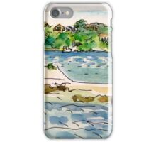 the spit at point walter iPhone Case/Skin