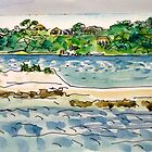 the spit at point walter by Evelyn Bach