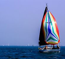 Summertime Sailing by fotozo