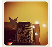 Beer Coozy Photographic Print