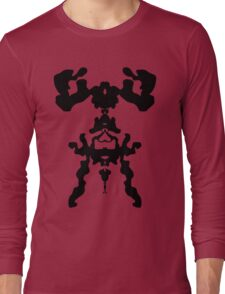 Monster Robot Long Sleeve T-Shirt