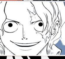 Ace Sabo Luffy - ASL  Sticker