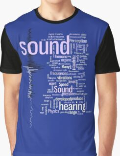 SOUND Graphic T-Shirt