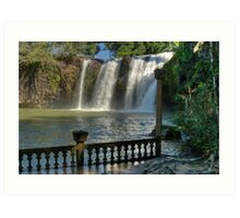 Paronella Park, North Queensland, Australia Art Print