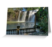 Paronella Park, North Queensland, Australia Greeting Card
