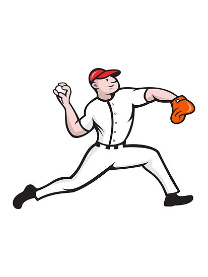 Baseball Pitcher Player Cartoon Baseball pitcher player: imgarcade.com/1/baseball-pitcher-player-cartoon