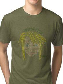 Link's Self Portrait Tri-blend T-Shirt