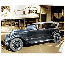 1930 Packard, Model 733 Phaeton Poster