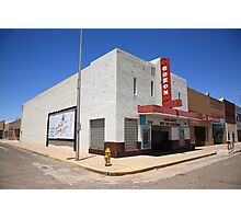 Route 66 - Odeon Theater Photographic Print