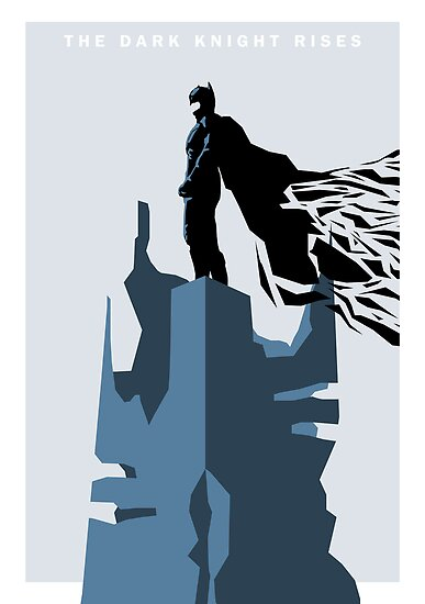 The Dark Knight Rises (Ice) by Archymedius
