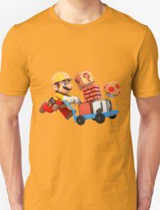 Super Mario Maker T Shirt Unisex T-Shirt