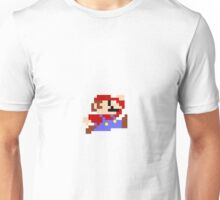 FRESH NEW AND RETRO MARIO! Unisex T-Shirt