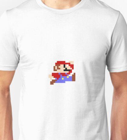 FRESH NEW AND RETRO MARIO! Unisex T-Shirt